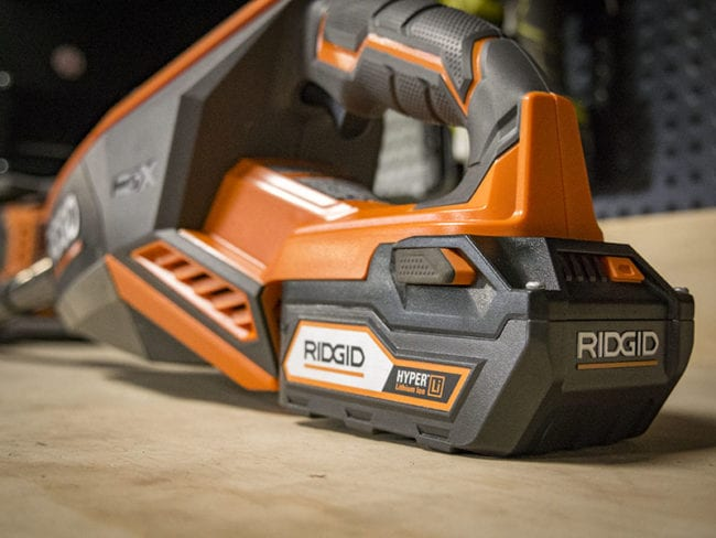 Ridgid Gen5X Brushless Handheld Vac Review