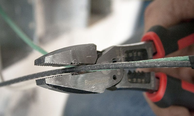 Southwire 8-inch Linesman's Multi-Tool Plier