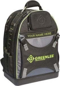 Greenlee Next Generation Tool Bags