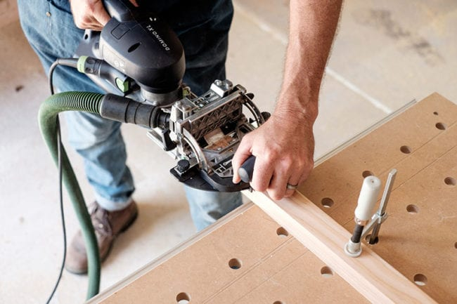 Festool Domino DF XL 700 Review