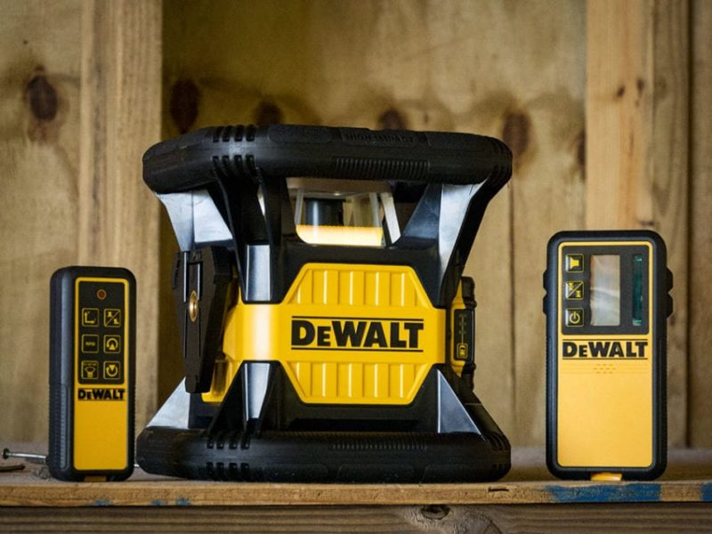 How to Use a Rotary Laser Level Like a Pro
