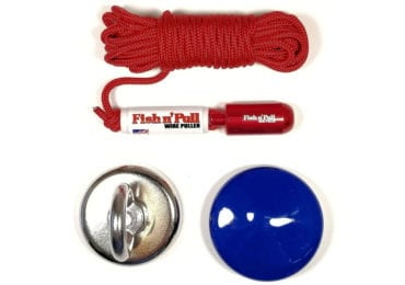 Fish n Pull Wire Pulling System