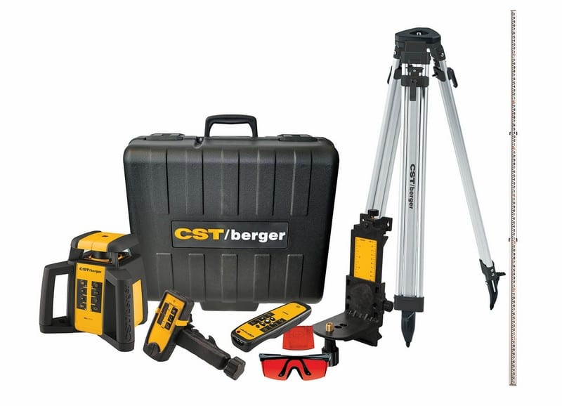 New CST/Berger Rotary Laser RL50HVCK Announced