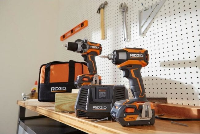 Best Drill and Impact Driver Kit For Pros on a Budget