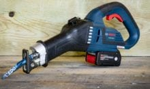 Bosch 18V Reciprocating Saw Makeover: GSA18V-125