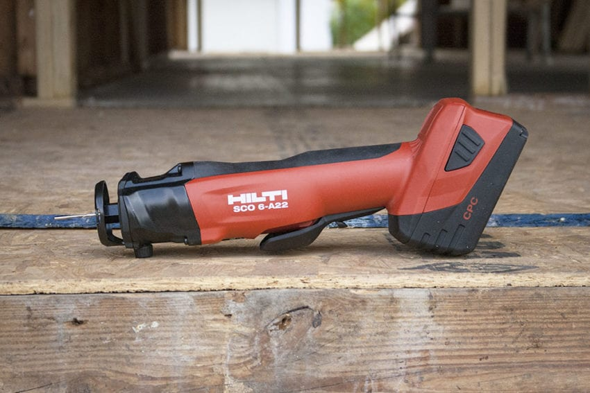 Hilti 22V Cordless Brushless Cut-Out Tool