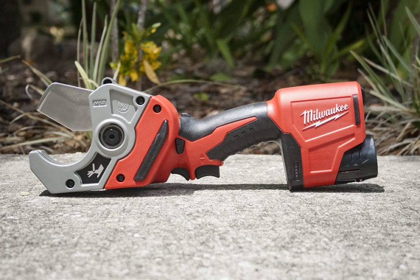 Milwaukee M12 Plastic Pipe Shear