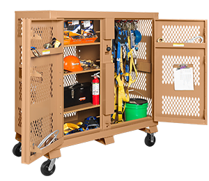 Knaack Tool Kage Jobsite Cabinet Solutions | Pro Tool Reviews