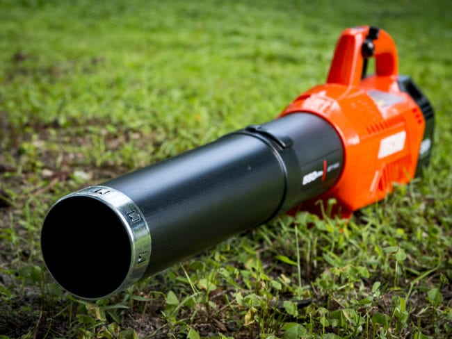 Echo Battery Blower : Echo v cordless blower review model cplb ah gen