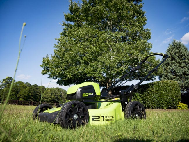 Greenworks 60V Lawn Mower