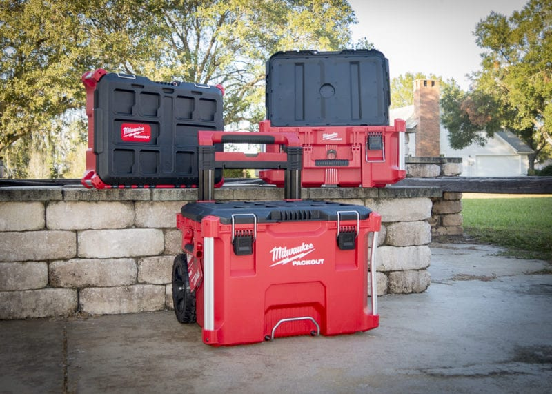 best tool box Milwaukee PackOut system