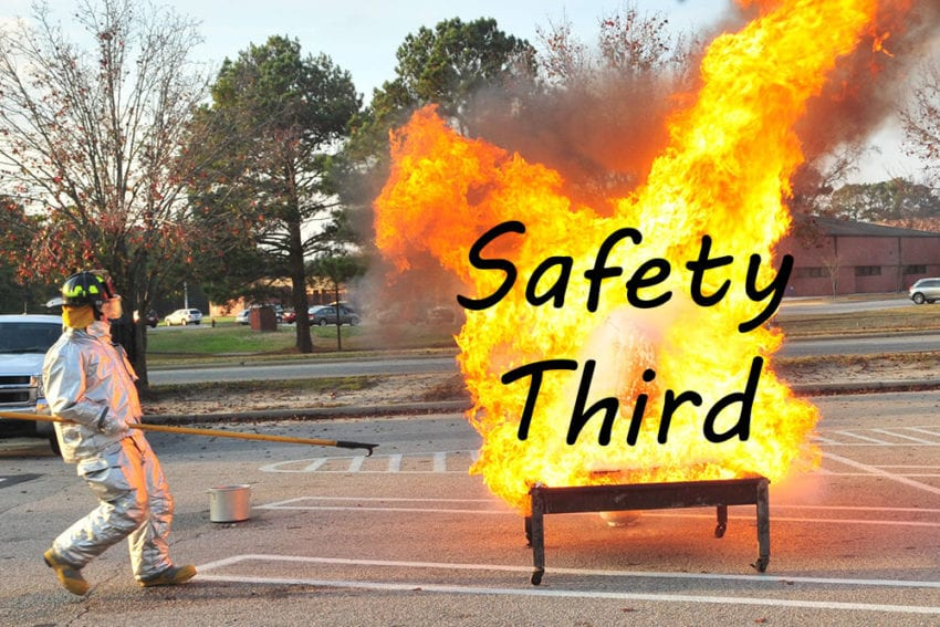 Safety Third: Better Hammer Accuracy