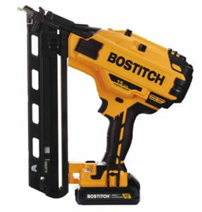 Bostitch Cordless Framing Nailer Coming This Fall