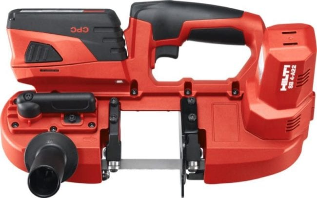 Hilti 22v Cordless Band Saw