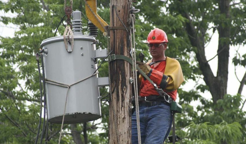 How Power is Restored After a Storm