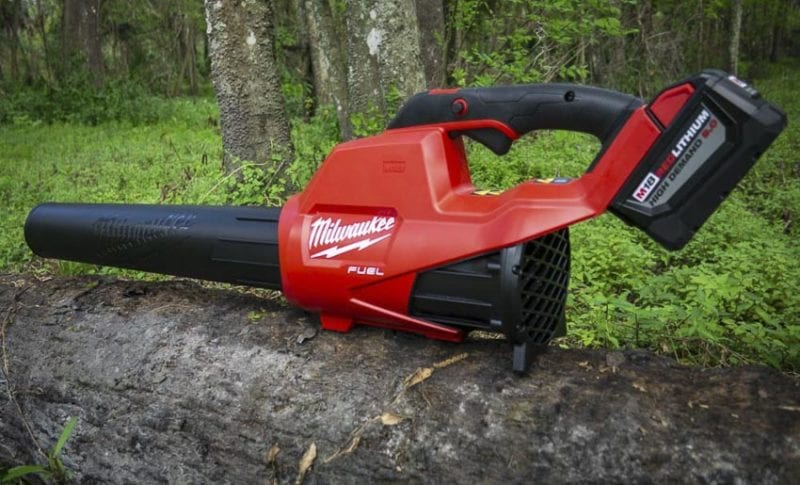 Milwaukee M18 Fuel Blower Review