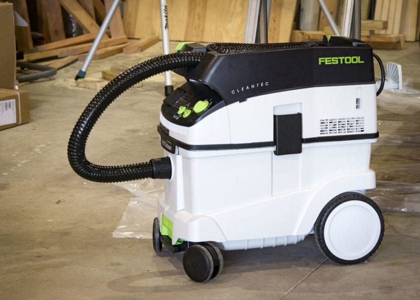 Festool CT 36 E AC CleanTec Dust Extractor Review