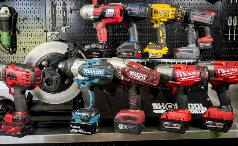 Who Makes The Best Cordless High Torque Impact Wrench
