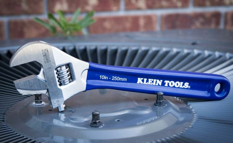 Klein Adjustable Wrench