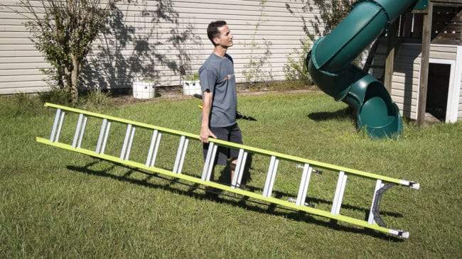 Little Giant Hyperlite Extension Ladder Review