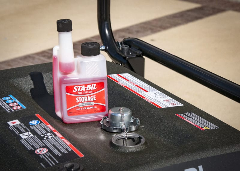 How to maintain your generator