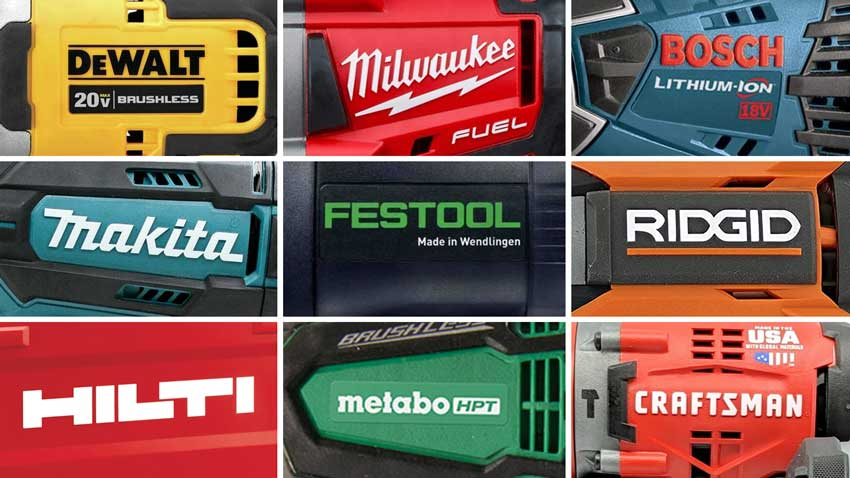 who makes best tools brands