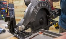 Skilsaw Cordless Worm Drive Circular Saw – It Really is a Worm Drive!