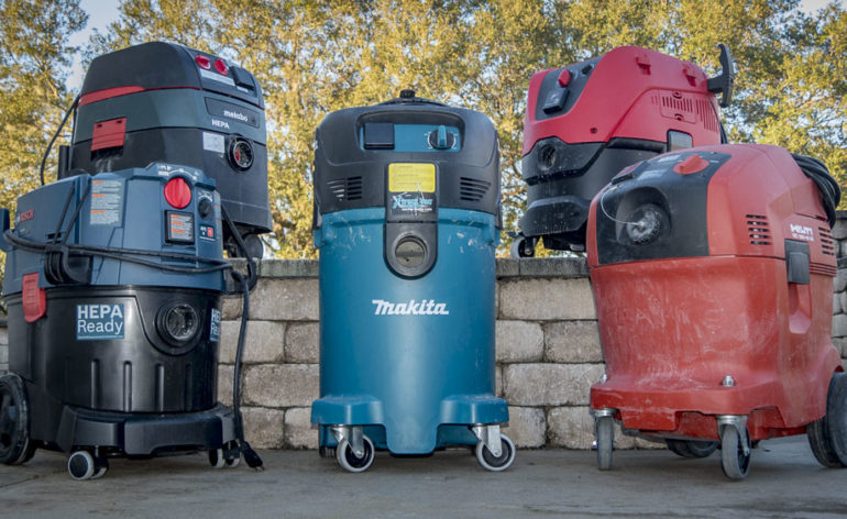 Best OSHA-Compliant Dust Extractor Shootout