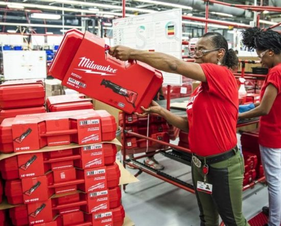 Milwaukee Tool is expanding US manufacturing