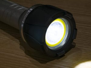 Husky 700-Lumen Aluminum Flashlight