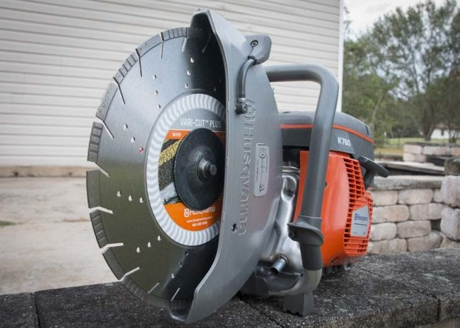 Husqvarna K 760 Power Cutter Review