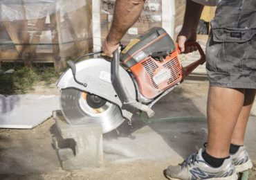 Husqvarna K 760 Power Cutter