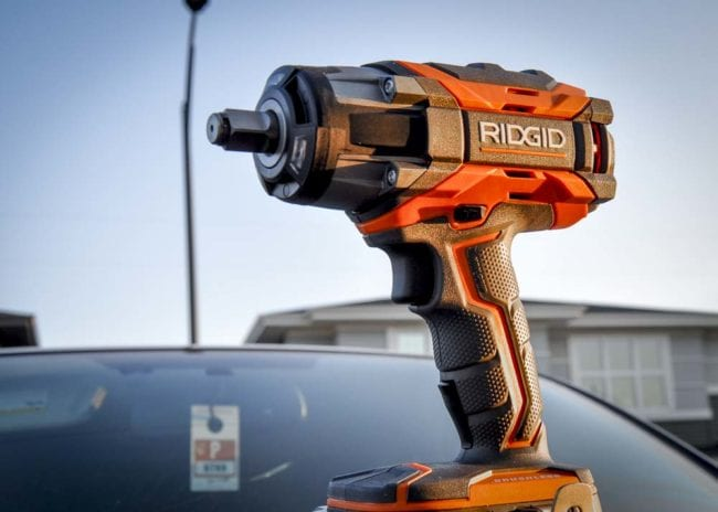 Ridgid Gen5x Impact Wrench Review