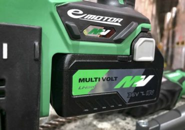 Hitachi MultiVolt Battery
