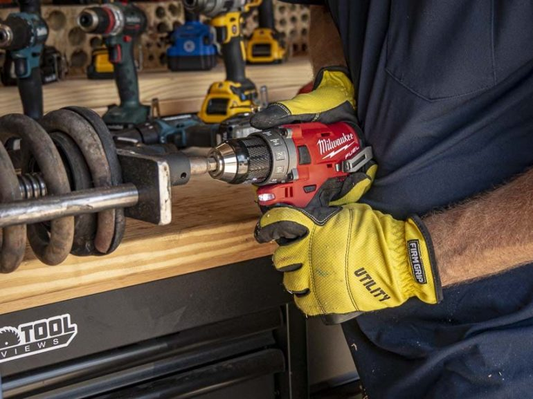 Updated Milwaukee M12 FUEL Impact Driver and Drill Review | PTR
