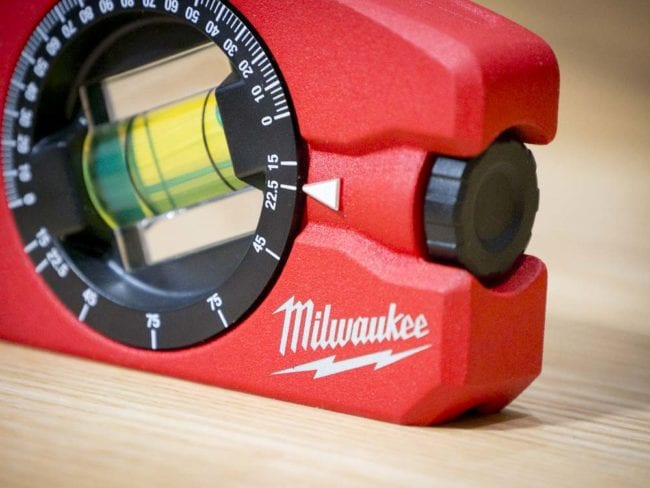 Milwaukee Pocket Level
