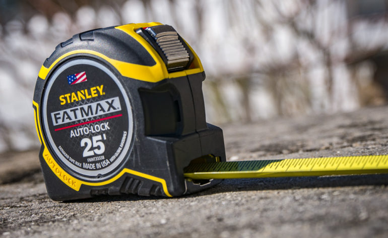 Stanley FatMax Tape Measure Review