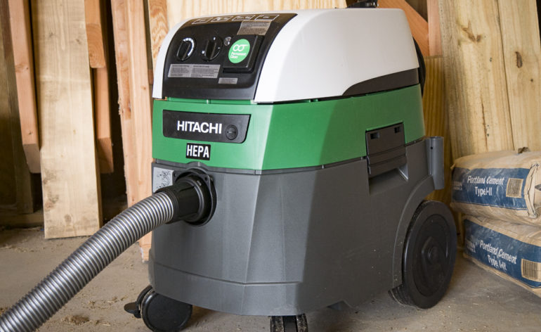 Hitachi Dust Extractor Review RP350YDH