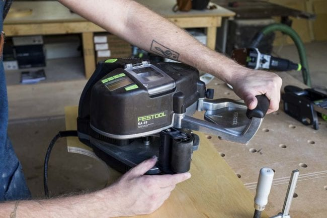 Festool Edge Bander KA 65 Conturo Review