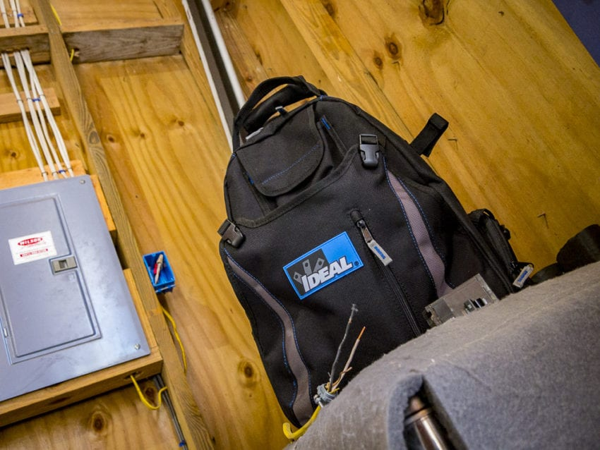 Ideal Dual Compartment Backpack