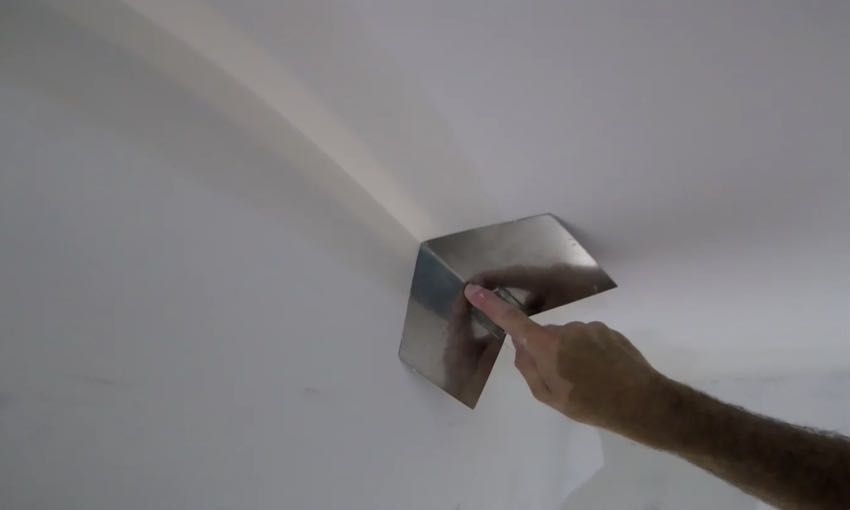 Improving Your Inside Drywall Corners