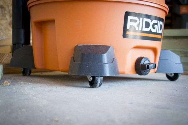 Ridgid 14 Gallon Wet/Dry Vac Review: Model WD1450
