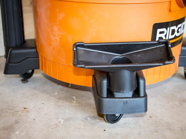 Ridgid 6-Gallon Wet/Dry Vac