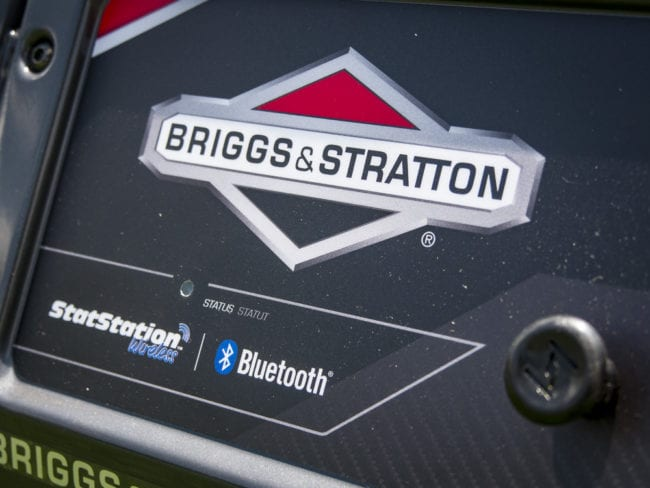 Briggs & Stratton Elite Series 8000-Watt Generator
