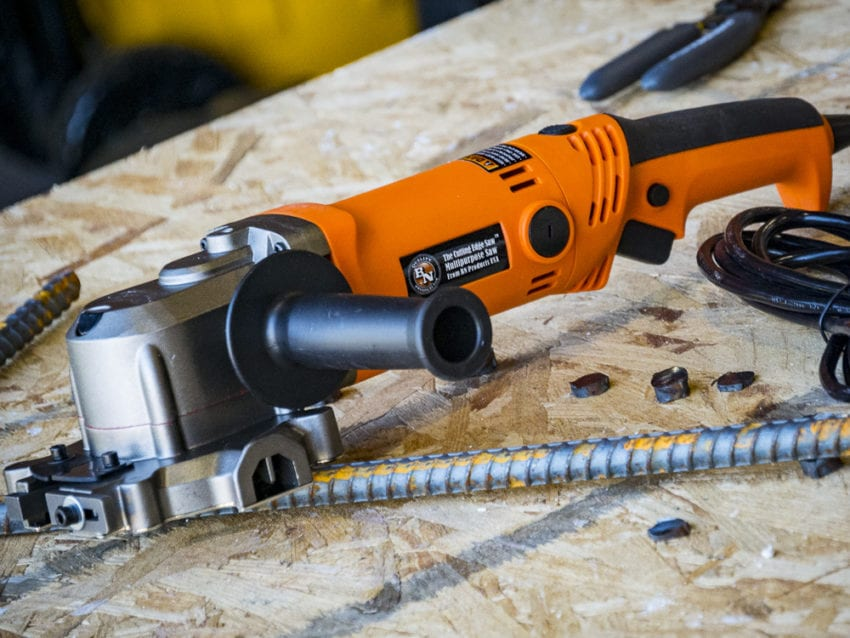 Bn Products Cutting Edge Saw An Easier Safer Rebar