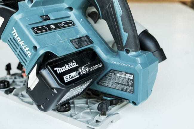 Makita Cordless Track Saw Review: 18V X2 LXT XPS01