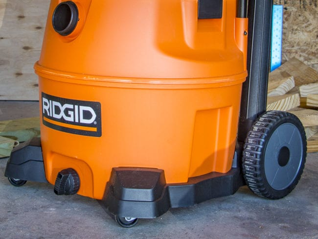 Ridgid 16-Gallon Wet/Dry Vac