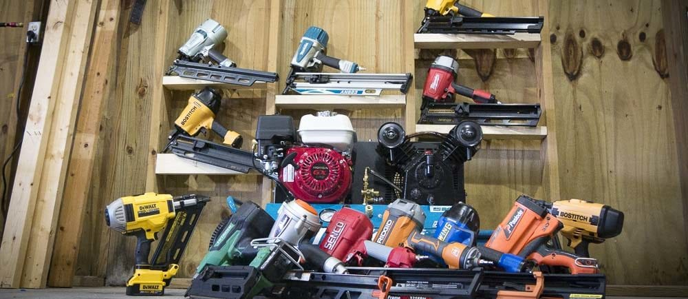 Best Framing Nailer Shootout and Review: Pneumatic and Cordless