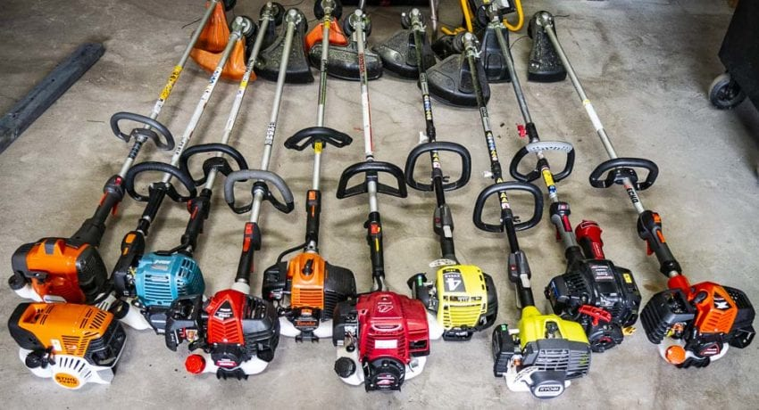 Best Gas String Trimmer for Pros and Property Owners