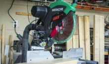 Metabo HPT C12RSH2 Miter Saw Review (Hitachi C12RSH2)
